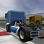 Truck Drive 3D Racing: iPhone and Android game