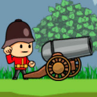 Cannons And Soldiers play online