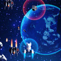 Spect free space shooter for mobile