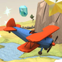 Swoop flying cell phone game